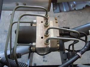 Hino Abs Brake Pump 238 2005