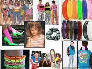 Achtziger Jahre Mode : 80s fashion omg banana clips styles pinterest kost m 80er party und party ~ Frokenaadalensverden.com Haus und Dekorationen