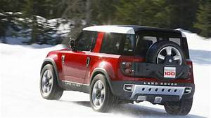 Hot All New Land Rover Defender Dc100