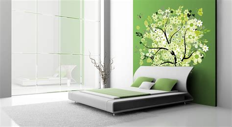 Awesome Feature Wallpaper Ideas Bedroom  Greenvirals Style