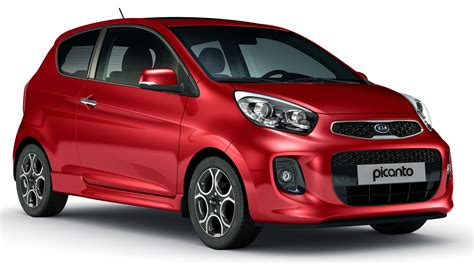 Kia Picanto updated for Geneva, gets bigger brakes Paul ...