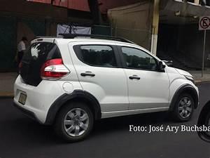 Fiat Mobi Espiado En M U00e9xico