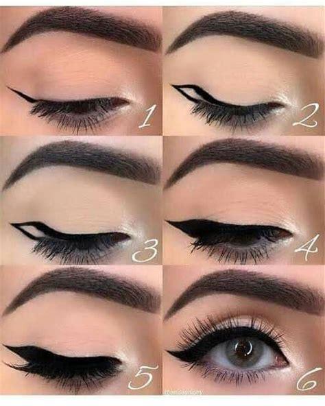 Delineado paso a paso super fácil Maquillaje ojos de