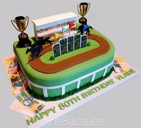 horse racing cake cake decoration pinterest