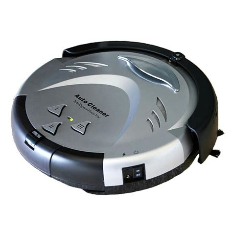 Itouchless Robotic Vacuum Cleaner Pro With 3 Cleaning Mode