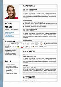Free Editable Resume Templates Dalston Newsletter Template 12 30 Beautiful To Download Cv