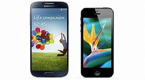 Samsung Galaxy S4 vs. iPhone 5: Which phone should you buy ...