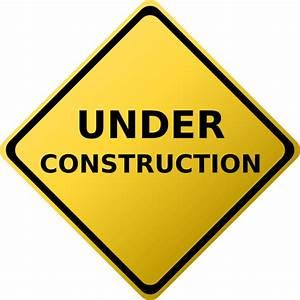 Under Construction Sign Clip Art at Clker.com - vector ...