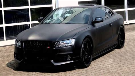 black audi audi rs5 black edition wallpaper 1280x720 28591