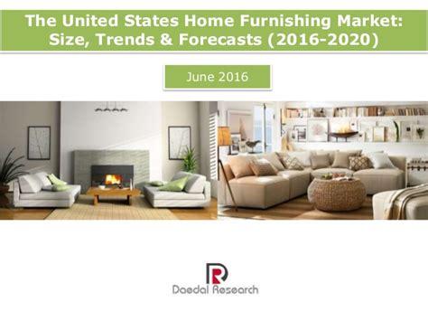 U.s. Home Decor Market Size : The United States Home Furnishing Market