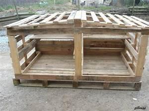 Cabane Pour Poule : cage a poule en palette ~ Melissatoandfro.com Idées de Décoration