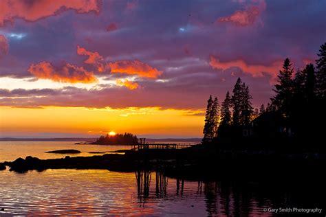 maine coast sunset flickr photo sharing