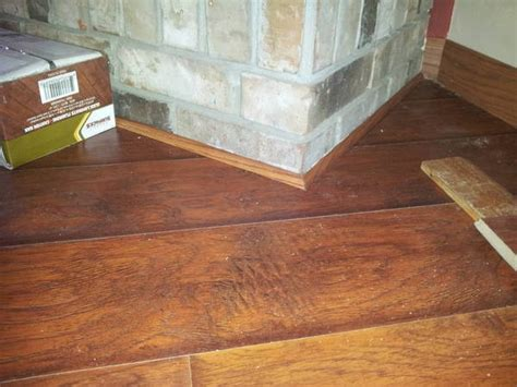 laminate wood flooring around fireplace laminate flooring project of doom page 13 tacoma world