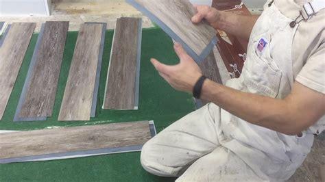 Install Vinyl Plank Flooring  Home Depot Youtube