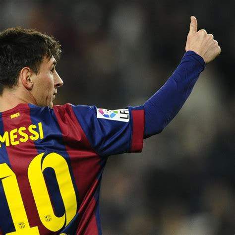 Lionel Messi Transfer Rumours: Latest Buzz, Speculation on ...