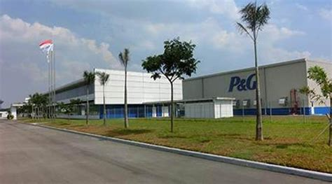 profil perusahaan procter gamble home products indonesia