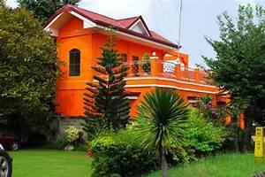 Farben Für Hausfassaden : einrichten mit farben farbe orange der andere name f r trend ~ Bigdaddyawards.com Haus und Dekorationen