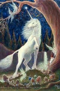 Mythical Creatures Unicorns