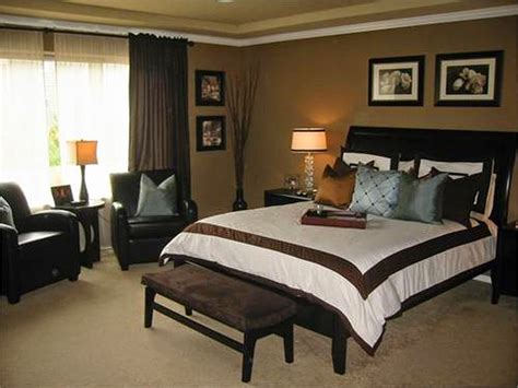 Decorating Ideas For Bedroom Curtains by How To Use Brown Curtains In The Interior Design