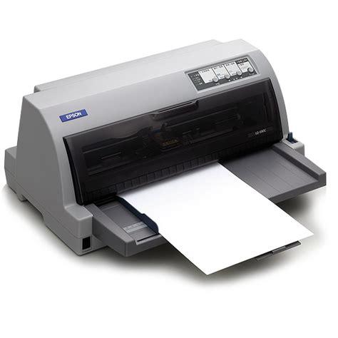 L'imprimante matricielle à impact 24 aiguilles la plus rapide et la plus fiable pour moyens volumes en impression à plat. Epson點陣式印表機的價格推薦 - 2021年2月| 比價比個夠BigGo