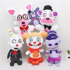 10'' 25cm Five Nights at Freddy's Sister Location Funtime ...