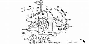 Honda Em650 A Generator  Jpn  Vin  Ea3