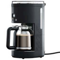 Bodum Bistro 12 Cup Programmable Coffee Maker   Black : Target