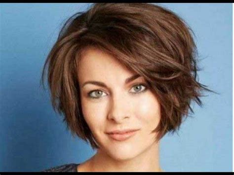 Hairstyles For Thick Hair by Choppy Bob Hairstyles For Thick Hair