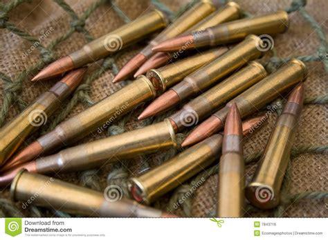 Ak 47 Ammunition Stock Photo. Image Of Military, Africa