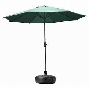 IPRee 38mm Outdoor Garden Beach Umbrella Stand Plastic