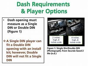 In Dash Dvd Player Installation
