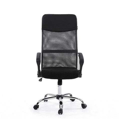 ergonomic mesh pu leather executive swivel computer desk