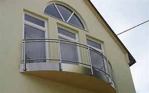 balkongelander balkon edelstahl altenglan kusel With markise balkon mit tapete florales muster