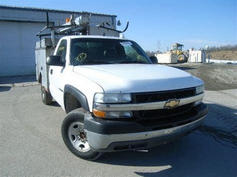 work truck  sale   chevy  wd srw utility