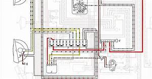 1969 Vw Bug Radio Wiring Diagram