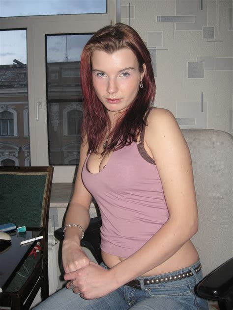 Sexy Russian Teen Redhead Girl Leaked Amateur Photos Naughty Girls X Club Hot Pictues