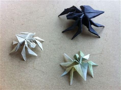 origami spinne falten deutsches origami forum thema anzeigen suche hilfe bei der spinne pham dinh tuyen