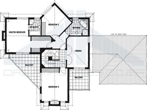 Ultra- Modern House Plans Modern House Floor Plans, Modern