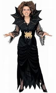 Costume de femme araigne