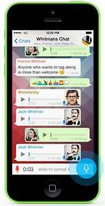 WhatsApp: iPhone owners will be able to make free voice ...
