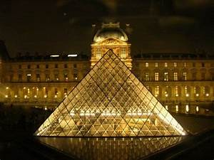 The Louvre Pyramid   3rd Eye Drops