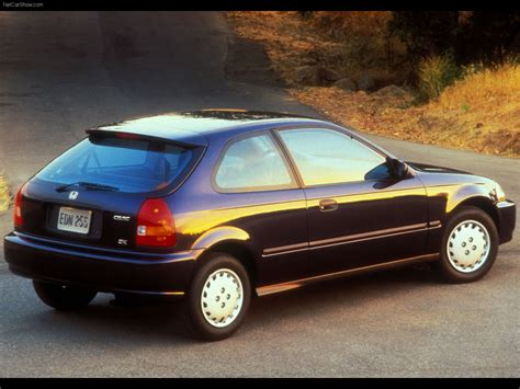 honda civic hatchback  picture
