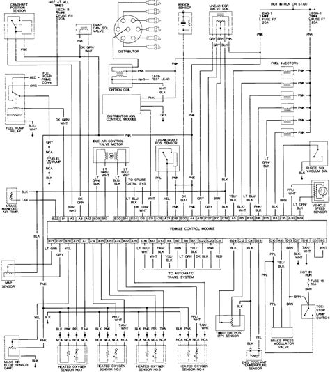 Wiring Diagram 2003 Chevy Tiltmaster by 96 Chevy Astro Rotor Intake Coil And Ht Lead At