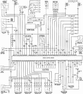 94 Chevy Astro Wiring Diagram