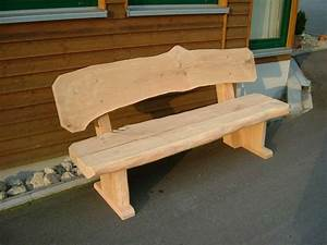 Gartenbank Ohne Lehne Holz : tisch aus holzstamm bauen schn tisch aus baumstamm mit esstisch einem der tischonkel und lychee ~ Indierocktalk.com Haus und Dekorationen