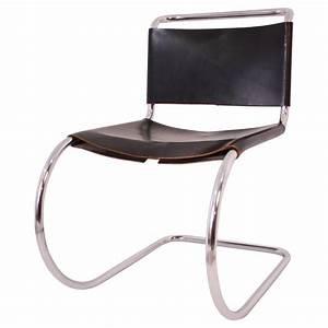 Mies Van Der Rohe Chair : mies van der rohe mr10 cantiliver side chair at 1stdibs ~ Watch28wear.com Haus und Dekorationen
