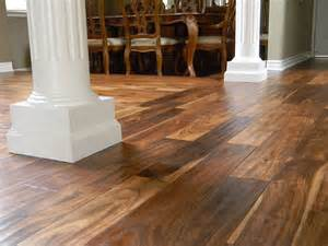 acacia floors is not inexpensive the price really increases a great deal if it is