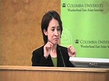 Hsiao Bi-khim at Columbia University: Video – Dr Jonathan ...