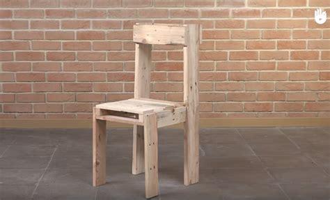 fabriquer chaise comment faire une chaise en 28 images 17 best images