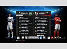 Como Poner la Liga Argentina en PES 2013 YouTube